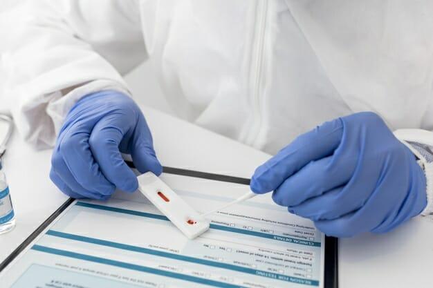 Test rapido sierologico